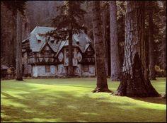 Oh my.......the dream home...  Forest Home, Bavaria, Germany  photo via gravey...