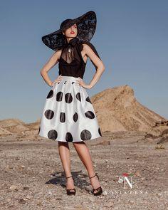 ef9dacc8e679 Uno de mis vestidos favoritos de Sonia Peña . Ref  1170168 Puntíky