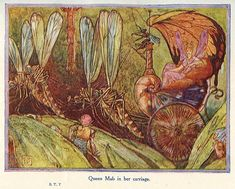 H. Granville Fell ~ Queen Mab ~ Sir Thomas Thumb ~ 1907