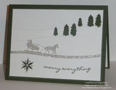 Simply Sara Stampin': Merry Everything