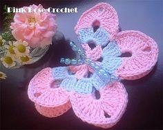 Free Crochet Patterns to Print | Free Crochet Butterfly Patterns