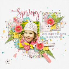 MissMel-April Grabbag 1 Template https://www.pickleberrypop.com/shop/product.php?productid=50345 KimB Designs-Spring in my Step http://shop.thedigitalpress.co/Spring-in-my-Step-The-Collection.html
