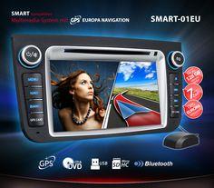 Smart Autoradio für Smart forTwo