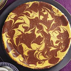 Pumpkin Chocolate Cheesecake | Best Recipes Try