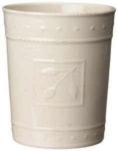 Signature Housewares Sorrento Collection Tool Jar, Ivory Antiqued Finish by Signature Housewares, http://www.amazon.com/dp/B000NU0QX8/ref=cm_sw_r_pi_dp_NAVosb13EFKFT