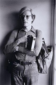 Gerard MALANGA, (Andy Warhol)