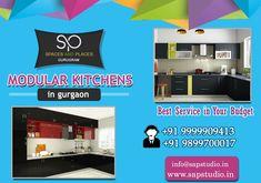 Modular Kitchens in Gurgaon Design Your Kitchen, Design Your Own, Marine Plywood, Bring Up, Kitchen Essentials, Made Goods, Kitchen Styling, Budgeting, Kitchens