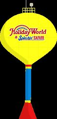 Holiday World Theme Park & Splashin' Safari Water Park in Santa Claus, Indiana / this place was just on the Travel Channel Holiday World, Wave Pool, Win Tickets, Travel Channel, Water Slides, Plan Your Trip, Roller Coaster, Safari, Santa