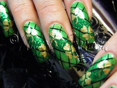 St. Paddy's - Nail Art Gallery