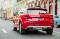 We head to Havana to find out how the new Audi is shaping up ahead of its November launch Large Suv, Small Suv, Audi, Vw Group, Nissan Qashqai, Mini Countryman, First Drive, Pre Production, Driving Test