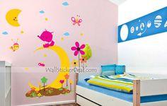 Children's Happy Park Wall Sticker