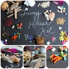 Fairy House Kit by Momfluential. Are your kids into fairies as much as mine? (This is a perfect stocking stuffer)