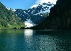 Goat Lake. Roundtrip: 10.4 Miles; Elevation Gain: 1400 Ft.