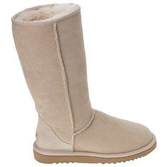 Classic tall ugg boots, I like the tan too