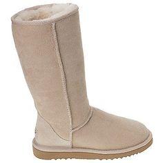 Classic tall ugg boots, I like the tan too
