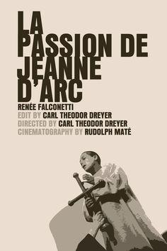 Carl Theodor Dreyer | Passion de Jeanne D'Arc (1928)