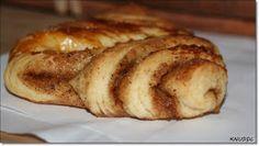Was cookst Du heute: Franzbrötchen mit Plunderteig