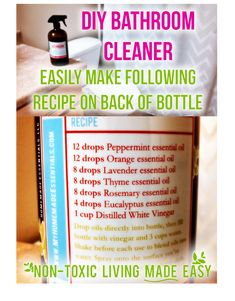 Young Living Essential Oils: Cleaner