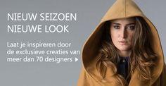 Designers creaties herfst winter 2014 - wollen jassen, vossenprint, heerlijke kleuren en geweldige materialen.