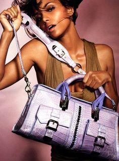 Halle Berry, Versace SS 2006