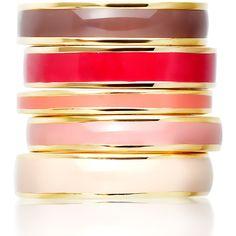 Astley Clarke Color Dusky Quartz Enamel Ring