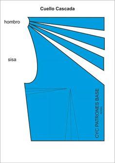 Cuello cascada