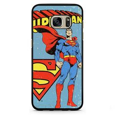 Superman Phonecase Cover Case For Samsung Galaxy S3 Samsung Galaxy S4 Samsung Galaxy S5 Samsung Galaxy S6 Samsung Galaxy S7