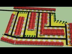 Site Plan di Kota Kecil   Kami tidak hanya mengerjakan deveoper Town House, Real Estate saja tetapi juga melayani rumah tipe RSH dengan pro... How To Plan, Website