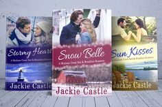 """All three novels from Madison Creek have been updated and remodeled. Have you made your visit to this sweet little town with a big heart?  """"A great, clean, inspiring read. Real life characters. You can't go wrong with this one."""" Amazon Reviewer Here's your chance, starting with Snow Belle for only .99¢ at your favorite ebook distributor.  Amazon: https://amzn.to/2DZPuAI"""