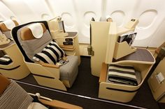 Fly Etihad Business Class to Africa or the Middle East with your ANA miles. Image curtesy of travelsort.com.