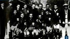 EQUIPOS DE FÚTBOL: CHILE Selección 1920