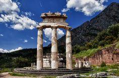 Athena Pronaia - Delphi, Fokida