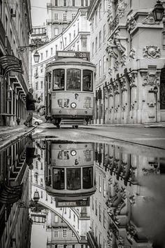fonrenovatio: The 28. Lisbon, Tram DreamLand.