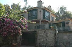 Casa SequiñaAlquiler de vacaciones en Baiona de @homeaway! #vacation #rental #travel #homeaway