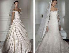 A beleza de vestido de noiva de renda um classicos dos casamentos