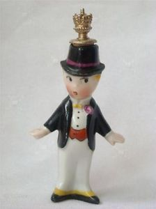 ART-DECO-GERMAN-GOEBEL-PORCELAIN-FIGURAL-CROWN-TOP-PERFUME-SCENT.