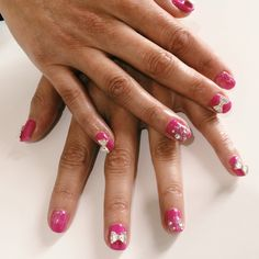 Pretty in Pink Gel Mani done at HAVEN by our tech {MICHELLE}   HAVEN Denver, CO, 80202