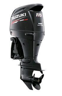 Suzuki 115hp outboards-4 stroke boat engines sale DF115ATXZ | Boat