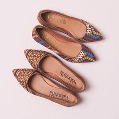 Ja deu pra perceber que um trend de inverno sao as sapatilhas de bico fico ne? Essas combinam com qualquer look. #ValentinaFlats #shoes #fashion #loveit #loveshoes #shoeslover #flat #pretty #love #trend