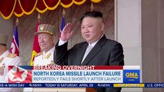 North Korean missile broke up shortly after launch, US official says