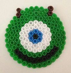 Mike Monsters Inc hama perler beads