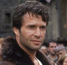 James Purefoy from A Knight's Tale. Edward Plantagenet, Black Prince of Wales.