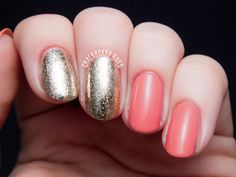 Lacquistry's Amazeballs Is Shiny... Real Shiny. via @chalkboardnails