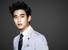 "Kim Soo Hyun is surprised by stardom and considers his life ""mundane"""