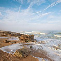 The South's Most Secret Beaches | Washington Oaks Gardens State Park