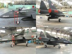 The project of the Polish attack aircraft PZL-230 Skorpion »Military Review