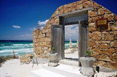 Sani beach Chalkidiki Macedonia Hellas