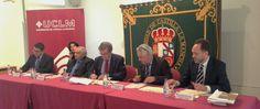 Constitución del Premio Gerardo de Cremona Toledo, UCLM Convento de S. Pedro Mártir 7/5/2015