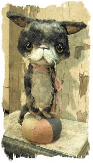 Whendis Bears: Pity Kitty