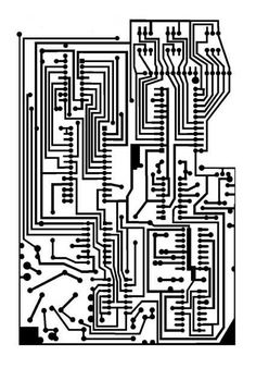 Circuit Board 2 Clear Stamp Texture Clay Fabric by tonjastreasures, $7.99 Robot Sketch, Work Bulletin Boards, Circuit Board Design, Steve Jobs, Brochure Design, Clear Stamps, Art And Architecture, Carpets, Aesthetics
